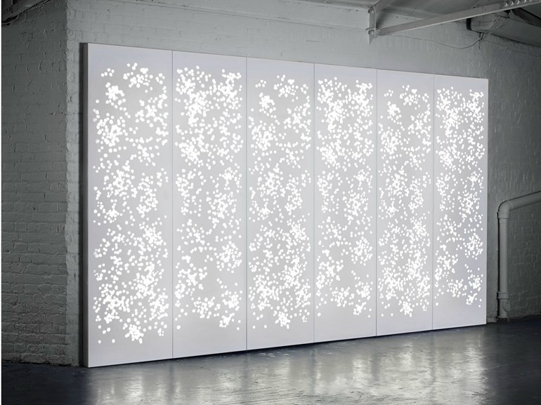 Light Wall|Room divider, ISOMI