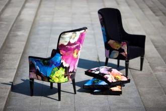 "Laureaci konkursu: krzesła i fotele – ""Endorphin"", Art Sublime Paweł Kossakowski"