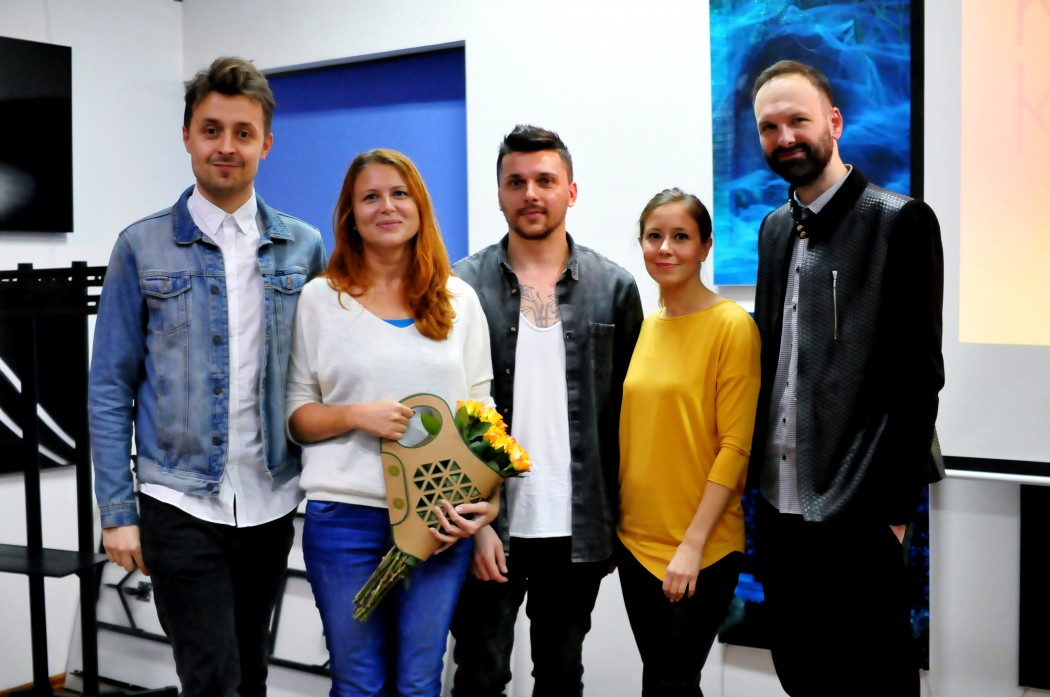 Adam, Magda, Łukasz, Maria, Rafał