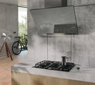 Efekt lustra w kuchni, Gorenje by Starck