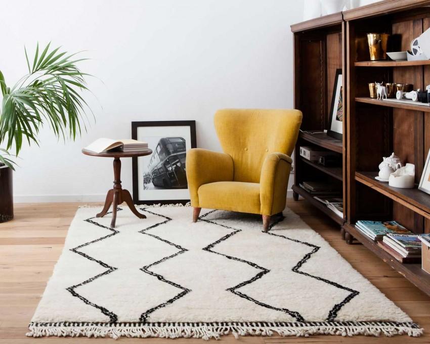 kudłate-dywany-marokańskim-berber