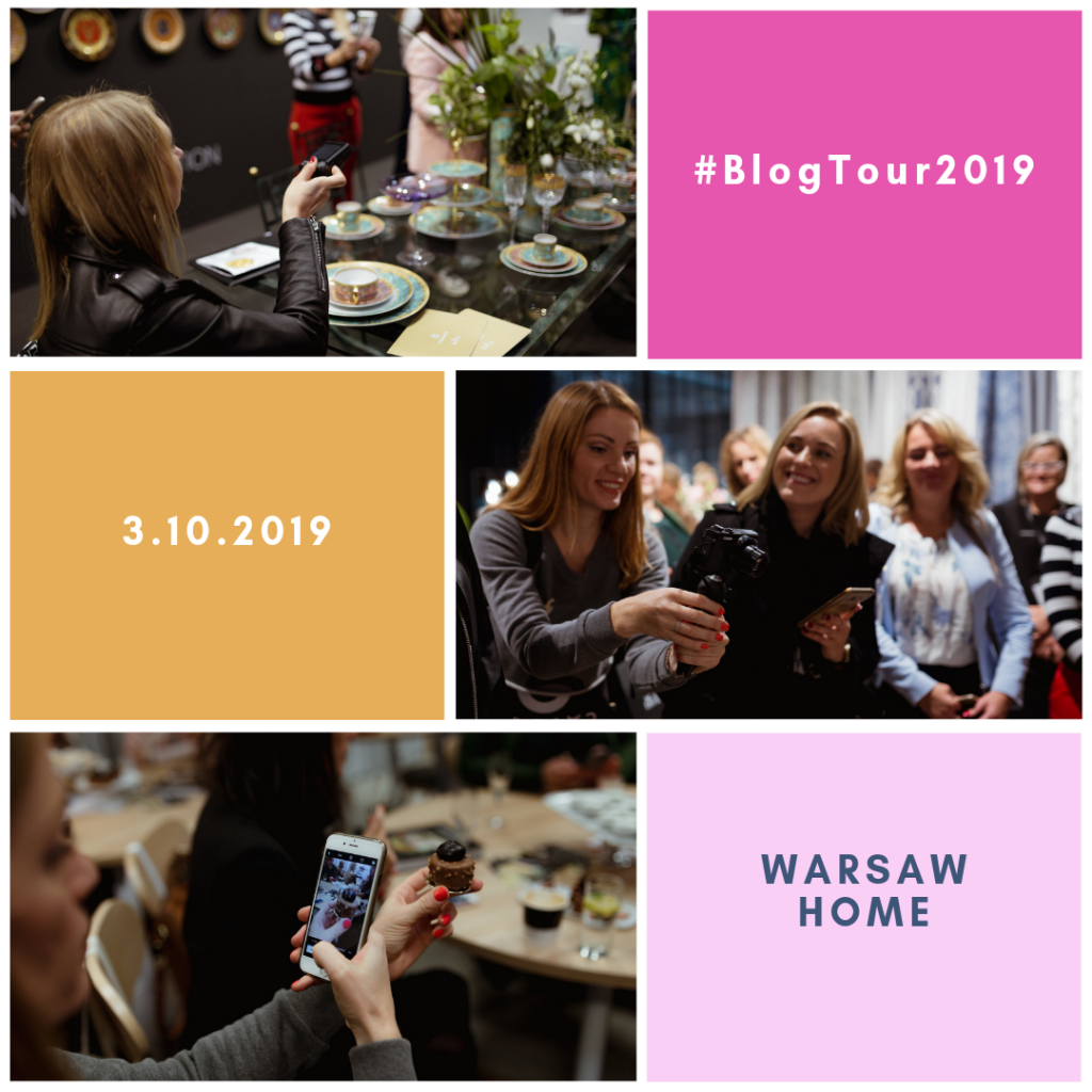 #BlogTour2019na Warsaw Home